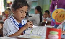 Giáo dục cơ bản 9 năm, sẽ làm nhiều bộ sách giáo khoa