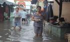 Chuyện trong con hẻm ngập suốt 24 giờ ở Sài Gòn
