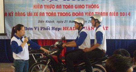 5.700 khách hàng học lái xe an toàn ở các HEAD Honda