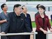 Kim Jong Un thành biểu tượng thời trang