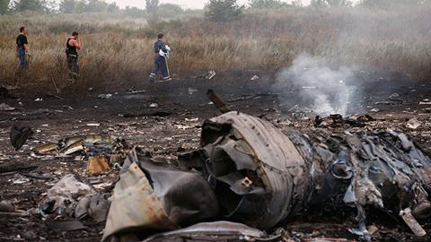 Kiev phản pháo tình báo Đức về MH17