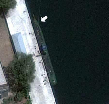 Triều Tiên bí mật đóng tàu ngầm mới