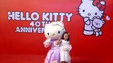 Sinh nhật Hello Kitty ở TTTM The Garden