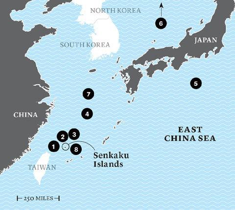 Giành đảo với Nhật, Trung Quốc nhắm vào đâu?