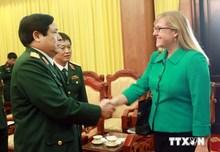 Việt - Mỹ đối thoại chính sách quốc phòng