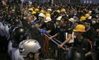 Hai phía biểu tình Hong Kong vẫn không nhượng bộ