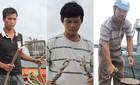 Điều tra kẻ xấu cắt phá dây neo để tàu chìm tại đảo Lý Sơn