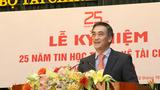 Bộ Tài chính cung cấp gần 1000 dịch vụ hành chính công điện tử