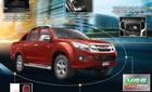 Isuzu Việt Nam giới thiệu phiên bản bán tải D-MAX 2015