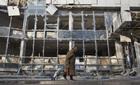 Donetsk nát vụn vì đạn pháo lúc ngừng bắn