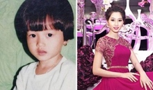 Jennifer Phạm, Mai Phương Thúy thuở bé 'ngố' thế nào?