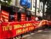 Tiểu thương An Đông Plaza đóng quầy phản đối chủ đầu tư