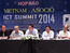 Thủ tướng sẽ tham dự ASOCIO ICT Summit 2014