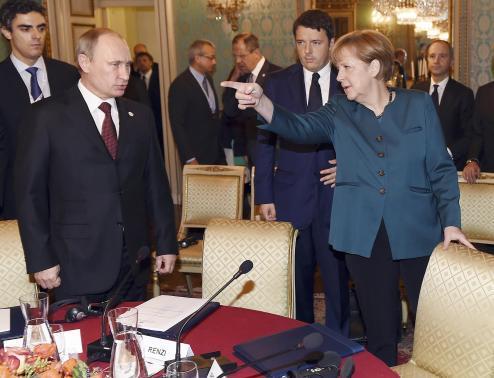 Những 'lá bài' trong tay Putin