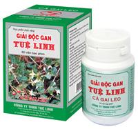 Thực hư thảo dược hỗ trợ điều trị bệnh gan