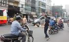 Hà Nội: Xe chở tiền đâm chết người qua đường