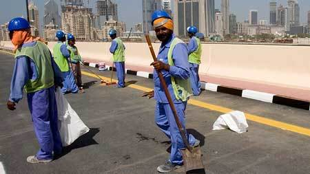 Cuộc sống khủng khiếp của ôsin ở UAE