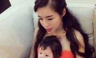 Elly Trần: Mong con sau này được học hành tử tế!
