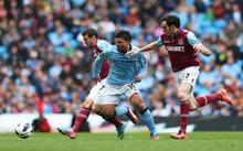 Man City bất ngờ phơi áo ở Upton Park