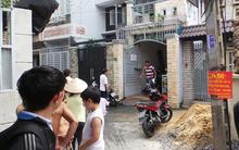 Người đàn ông tẩm xăng tự thiêu trong nhà