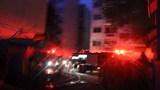 Căn hộ chung cư bị thiêu rụi vì…thiếu nước chữa cháy