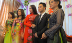 Hình ảnh mới tiết lộ về đám hỏi Trang Nhung