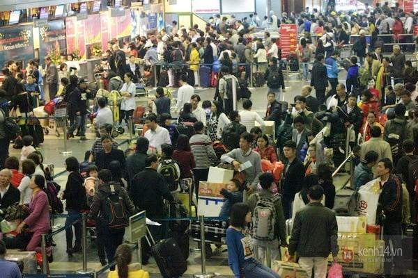 Chuyện sân bay Nội Bài và dịch vụ tang lễ Phùng Hưng