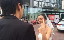 10 clip 'nóng': Cô dâu bị huỷ hôn vì cố tình trang điểm xấu