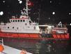 13 ngư dân kể lại lúc tàu cá bị tàu lạ đâm chìm