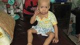 Giúp bé bệnh bàng quang không còn tiền chữa bệnh