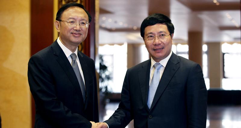 Khôi phục quan hệ Việt-Trung phát triển ổn định
