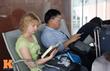 Khác biệt lối sống Á - Âu ở sân bay Nội Bài