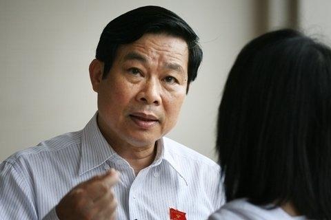Bộ trưởng Nguyễn Bắc Son, Nghị quyết 36-NQ/TW