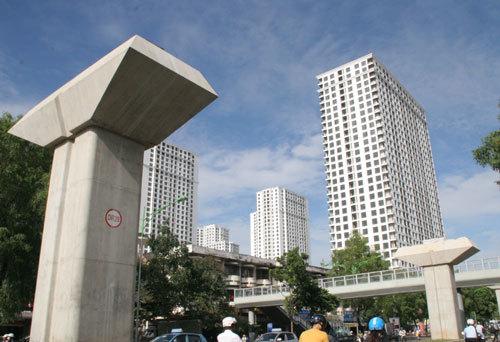 metro, dự án, đường-sắt-trên-cao, cát-linh-hà-đông, cao-tốc, đô-thị