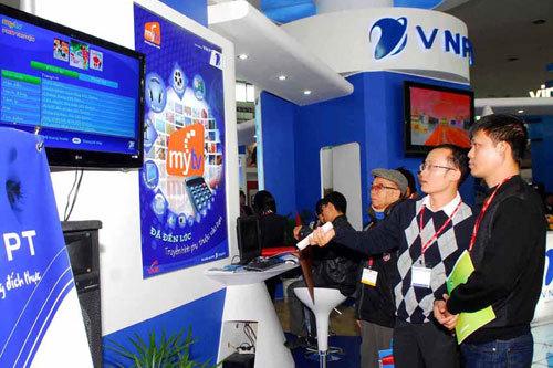 VinaPhone, VDC, VTN, VNPT, Trần Mạnh Hùng, tái cơ cấu VNPT