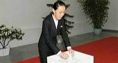 Em gái Jong Un kết hôn với quan chức cấp cao?
