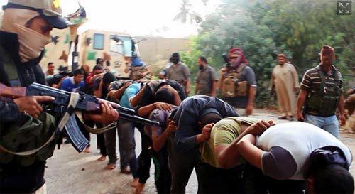 Lạnh gáy chính sách tàn bạo của IS
