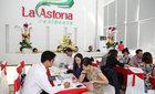 Ra mắt nhà mẫu, La Astoria hút 200 khách đặt mua