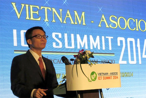 ASOCIO ICT Summit 2014, nông nghiệp