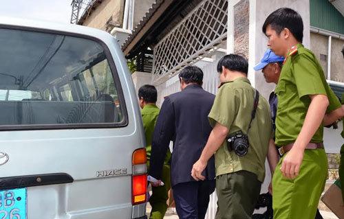 Bắt giam giám đốc Công ty Xổ số Kiến thiết Lâm Đồng