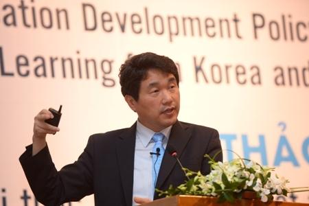 Kỳ tích Hàn Quốc và giấc mơ người Việt