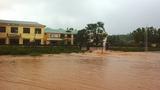 Quảng Ninh: Thị trấn Đầm Hà chìm trong biển nước