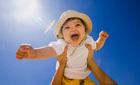 Tắm nắng đúng cách cho trẻ vào mùa đông