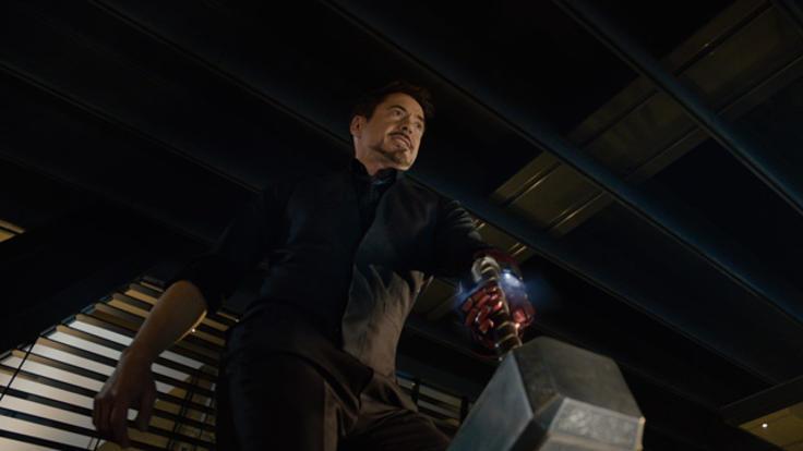 Hé lộ trích đoạn đầu tiên trong bom tấn 'Avengers 2'