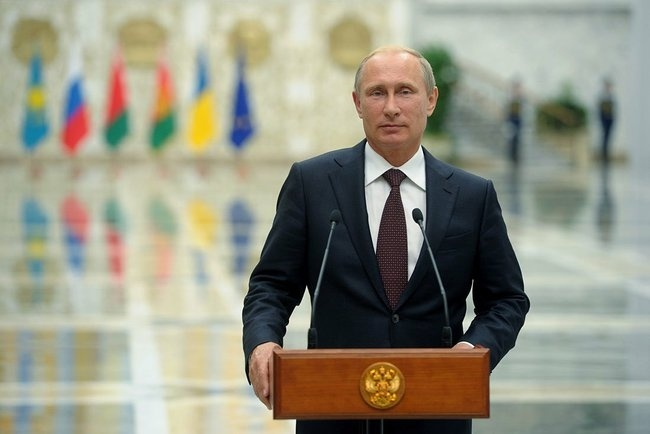 Tổng thống Putin và kế hoạch hòa bình cho Ukraina