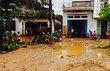 Nước lũ tại Quảng Ninh đã rút