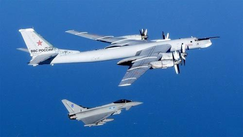 Vì sao chiến đấu cơ Nga khiến NATO phập phồng?