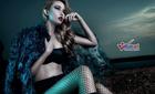 Kim Thi dự thi Người mẫu Thế giới 2014