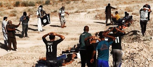 Những hình ảnh ghê rợn tột cùng về IS
