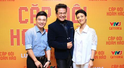 Cặp đôi hoàn hảo, Thanh Bạch, Quang Linh, Bảo Lan, truyền hình thực tế, game show